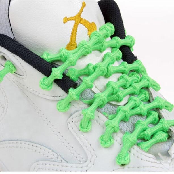 XTENEX Sport Laces 75cm neon green