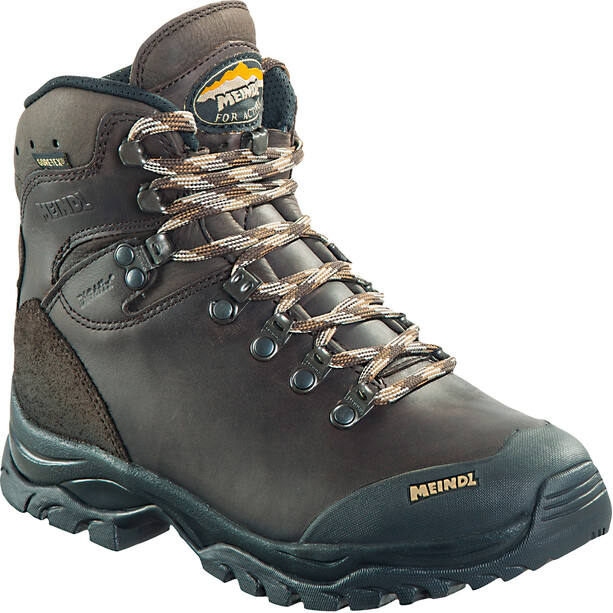 Meindl Kansas GTX Shoes Dam dark brown
