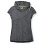 Smartwool Everyday Exploration Hooded Tee Dam charcoal