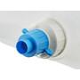 CAMPZ Wasserkanister faltbar 15l transparent