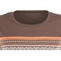 Aclima DesignWool Marius T-shirt Dam fondue fudge