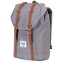 Herschel Retreat Rucksack 19,5l grey/tan