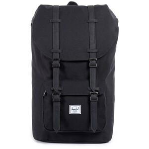 Herschel Little America Plecak, czarny czarny
