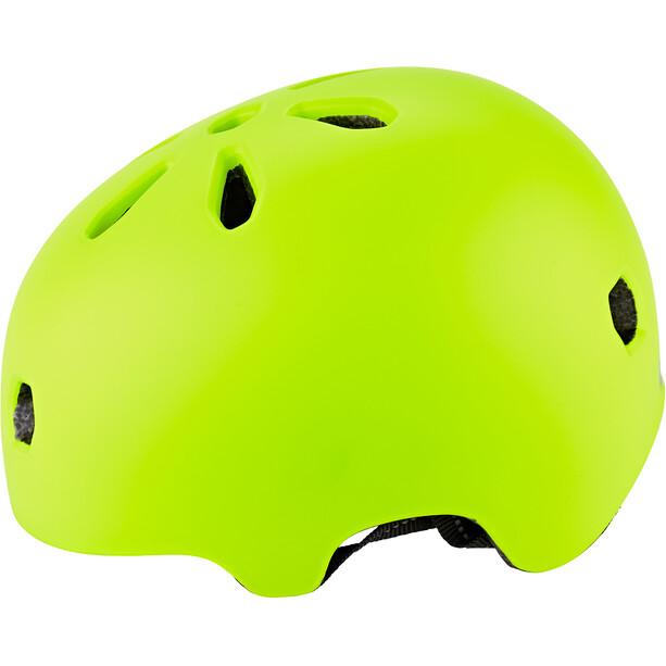 TSG Meta Solid Color Helm satin acid yellow