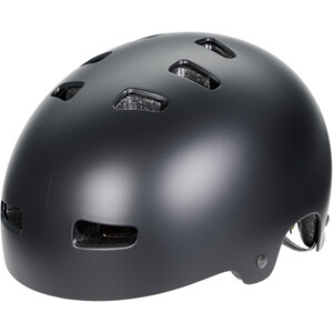 TSG Kraken Solid Color Helm satin black satin black