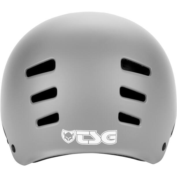 TSG Evolution Solid Color Casque, satin coal