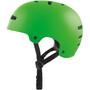 TSG Evolution Solid Color Casque, satin-limegreen