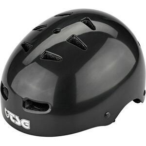 TSG Skate/BMX Injected Color Helm Herren injected black injected black