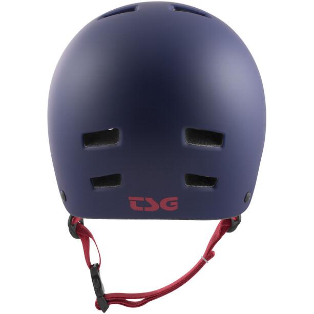 TSG Ivy Solid Color Helm Damen satin grape