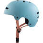 TSG Evolution Solid Color Helm Damen blau