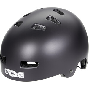 TSG Evolution Solid Color Helm Kinder satin black satin black