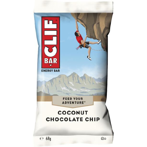 CLIF Bar Test af energibjælker 6 x 68 g