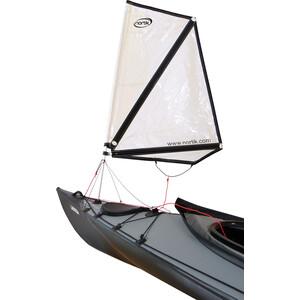 nortik Sail 1.0 Kajak Segelsystem weiß weiß