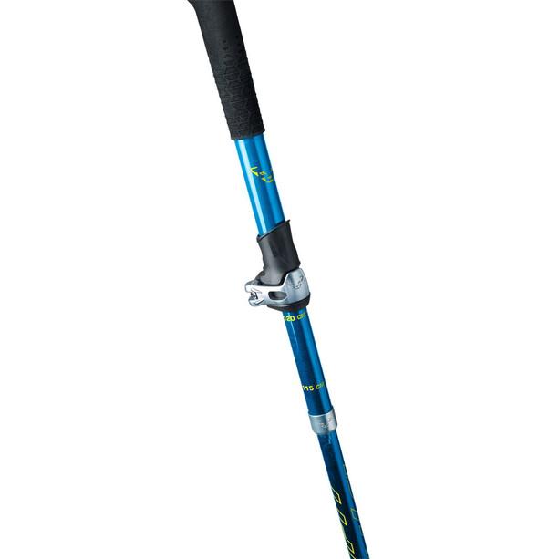 Dynafit Ultra Stock blau/gelb