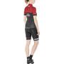 fahrrad.de Pro Race Set Damen black-red