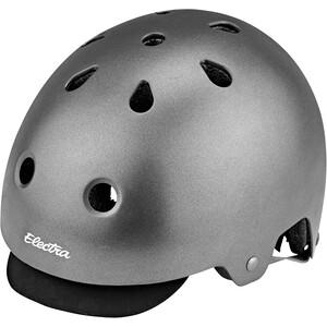 Electra Lifestyle LUX Solid Helm grau grau