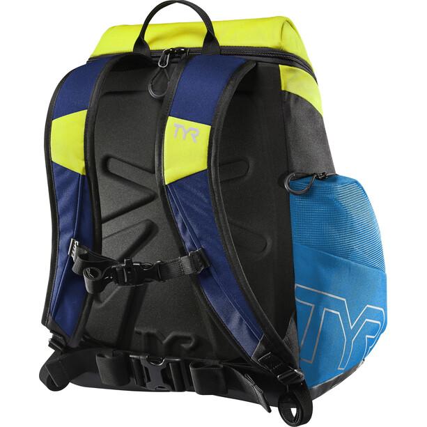 TYR Alliance 30L Rucksack blue/green