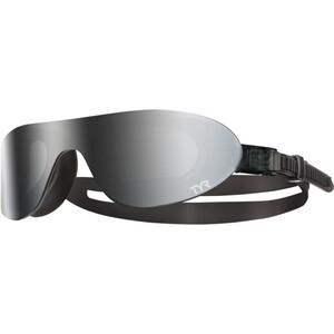 TYR Swimshades Mirrored Lunettes de protection, noir noir