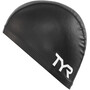 TYR Silicone Comfort Schwimmkappe black