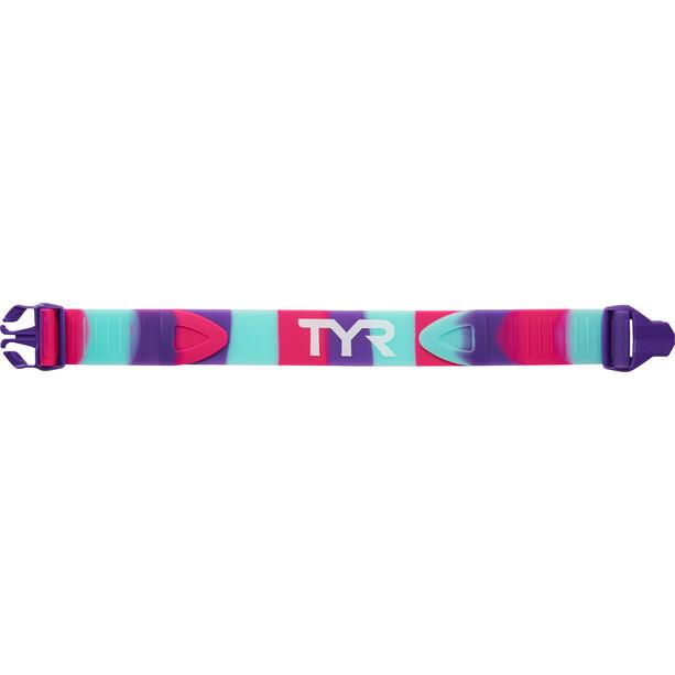 TYR Training Pull Strap flerfärgad
