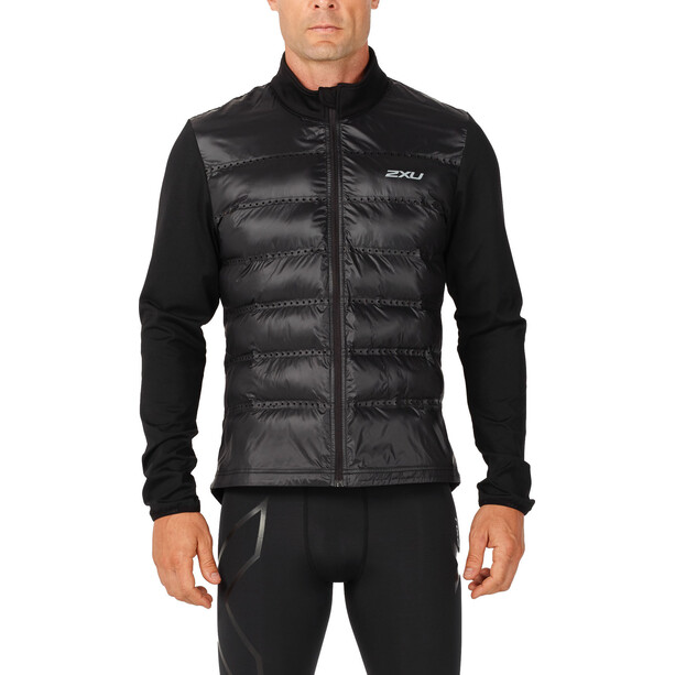 2XU Momentum Jacket Herr black/black
