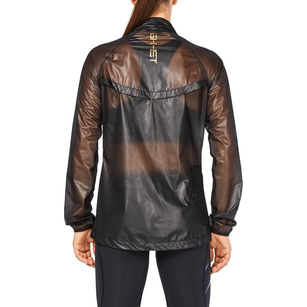 2XU GHST Membrane Jacket Dam black/gold