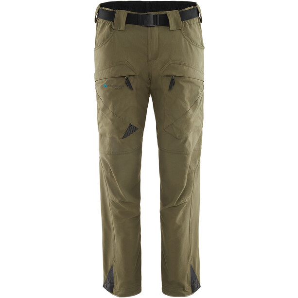 Klättermusen Gere 2.0 Pants Dam dusty green