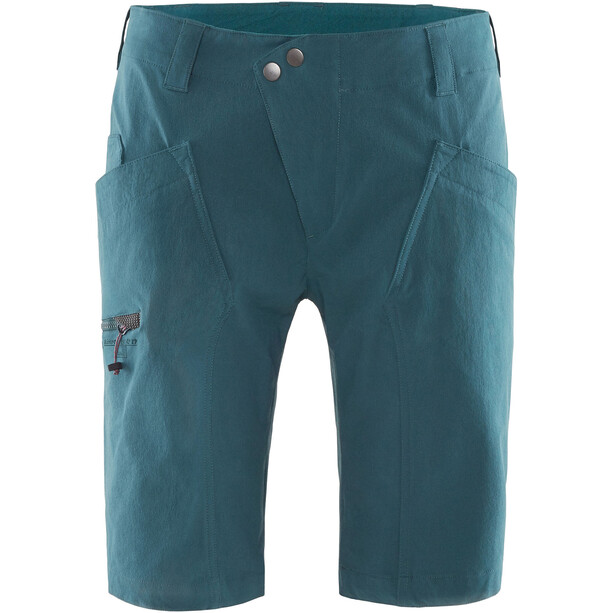 Klättermusen Magne Shorts Herr dark deep sea