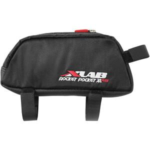 XLAB Rocket Pocket Plus Rahmentasche XL black black