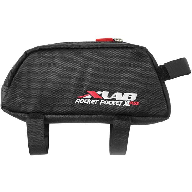 XLAB Rocket Pocket Plus Rahmentasche XL black