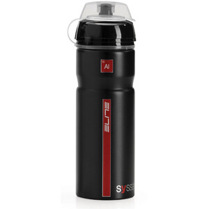 Elite Syssa Drikkeflaske 750ml, sort/rød sort/rød