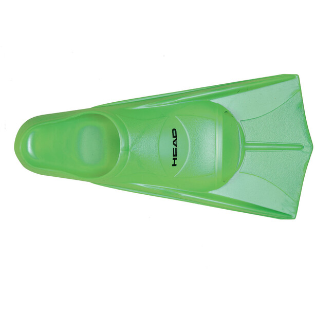 Head Soft Svømmefødder, grøn