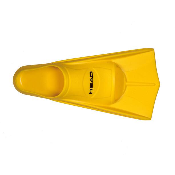 Head Soft Swim Fin yellow