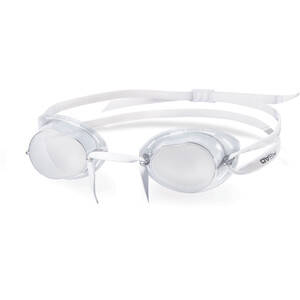Head Racer Goggles Mirrored silver/smoke black silver/smoke black