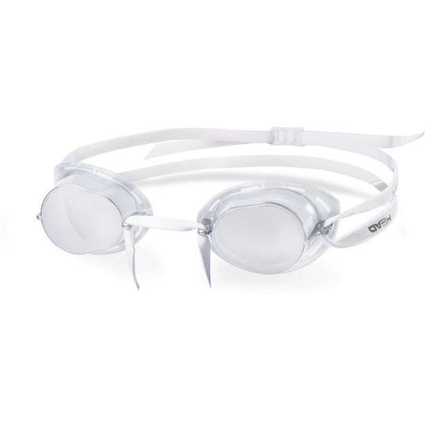 Head Racer Goggles Mirrored silver/smoke black
