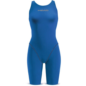 Head Liquidfire Power Open Back Knee Suit Damen royal/royal royal/royal