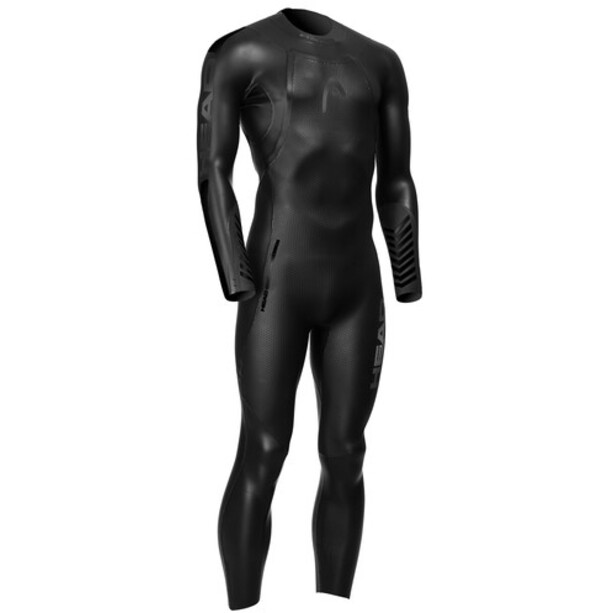 Head Black Marlin 4.3. 1,5 Trisuit Herren black/silver