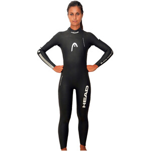 Head Black Marlin 5.3. 1,5 Fullsuit Women black/silver black/silver
