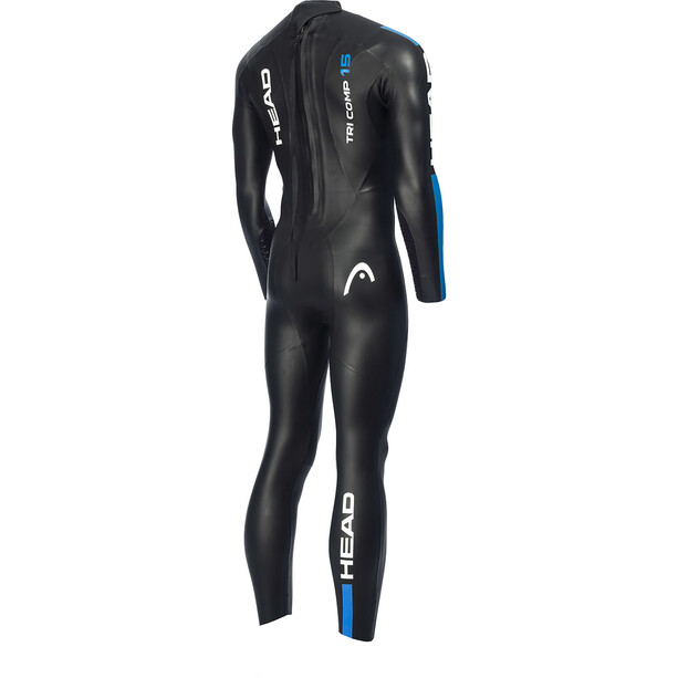Head Tricomp Power 5.3.2 Wetsuit Damen black/turquoise