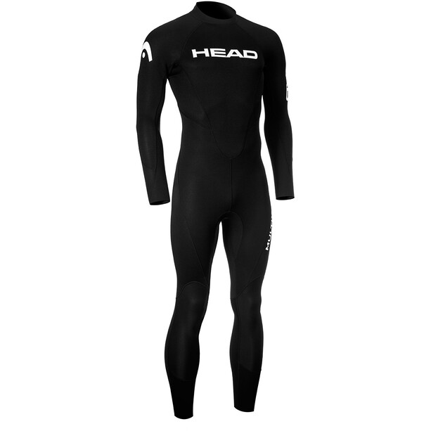 Head Multix VL Multisport 2,5 Wetsuit Herren black/red