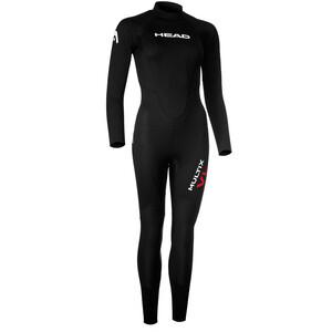 Head Multix VL Multisport 2,5 Wetsuit Damen black/red black/red