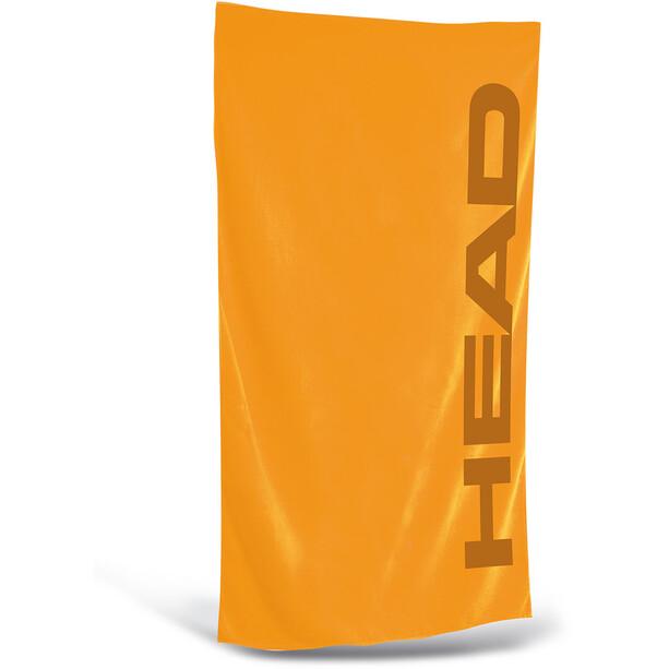 Head Sport Microfiber Handtuch orange