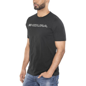 Endura One Clan Carbon T-Shirt Herre black black