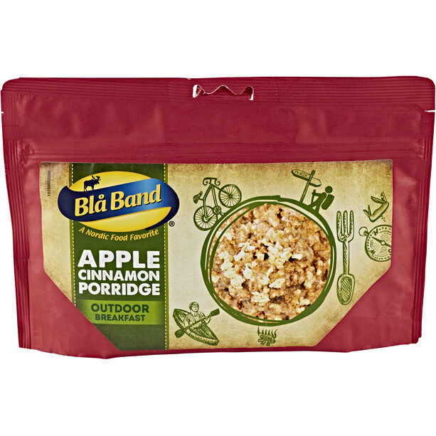 Blå Band Outdoor Frühstück Apfel-Zimt Haferbrei