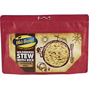 Blå Band Outdoor Mahlzeit Wild-Eintopf mit Reis
