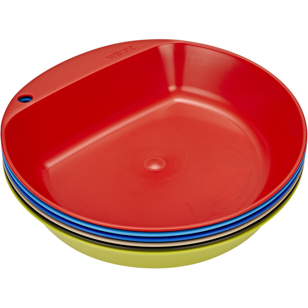 Wildo Camper Plate Deep Set basic