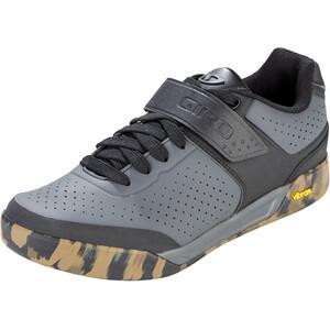 Giro Chamber II kengät Miehet, harmaa/beige harmaa/beige