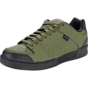 Giro Jacket II Shoes Men オリーブ/ブラック