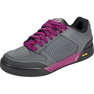 Giro Riddance W kengät Naiset, harmaa/vaaleanpunainen harmaa/vaaleanpunainen