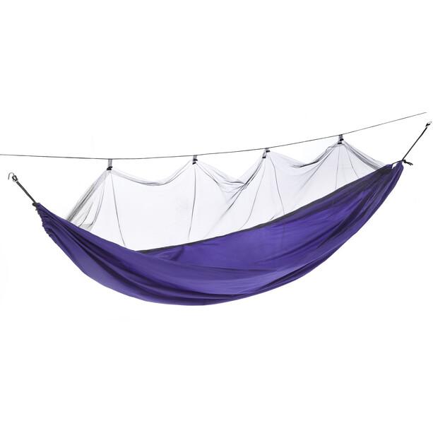 CAMPZ Nylon Mosquito Net Hammock Ultralight purple